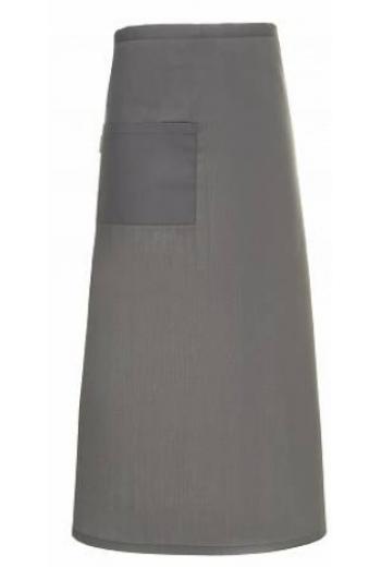 Фартук HORECA (ХОРЕКА) удлиненный dark grey (темно-серый)